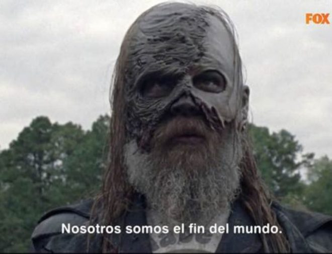 Fotos de Tráiler y Fecha del Episodio Final de la Última Temporada de The Walking Dead