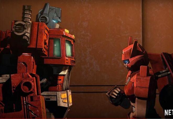 Fotos de Netflix Lanza un Estupendo Nuevo Avance de la Película Transformers: La Guerra por Cybertron: Asedio