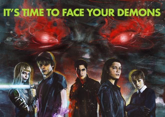Fotos de Detalles y Tráiler de Los Nuevos Mutantes, Develados en el Panel de la Comic-Con@Home