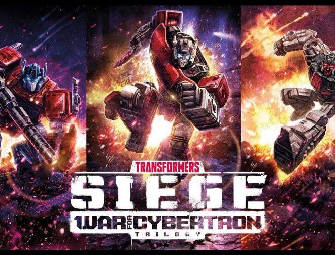 Fotos de Excelentes Nuevos Pósters y Tráiler de Transformers: War For Cybertron