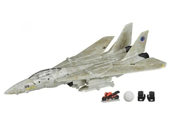Fotos de Fotos de la Figura, Top Gun x Transformers Maverick