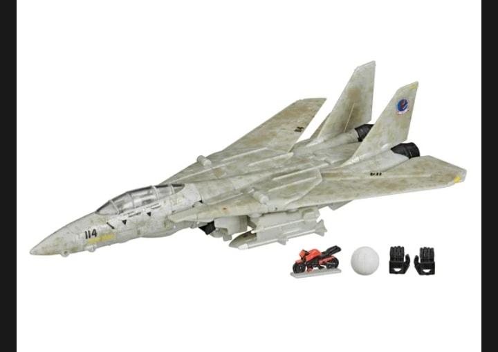 Foto de Fotos de la Figura, Top Gun x Transformers Maverick