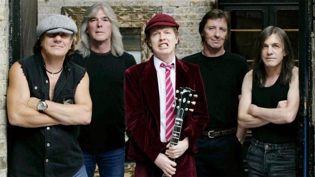 Foto de AC/DC estrena documental: 40 años del Back in Black en Youtube