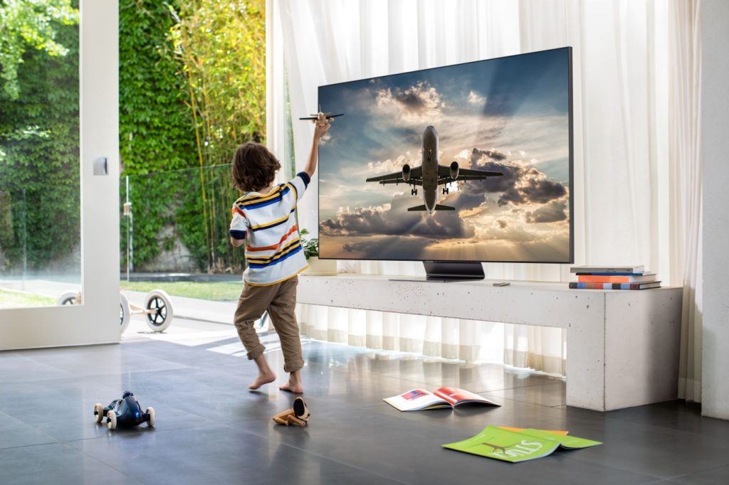 Foto de Conoce los beneficios de las tecnologías de sonido de la gama QLED 8K de Samsung 2020