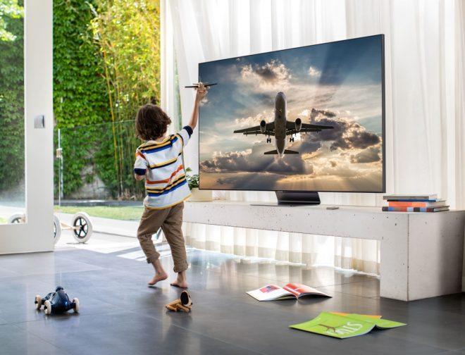 Fotos de Conoce los beneficios de las tecnologías de sonido de la gama QLED 8K de Samsung 2020