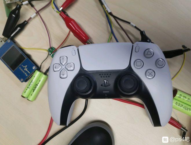 Fotos de La Batería del Dual Sense Será de Mayor Capacidad, que la del Dual Shock 4