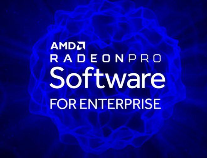 Fotos de El más reciente controlador de AMD Radeon Pro Enterprise incrementa el rendimiento y la eficiencia energética
