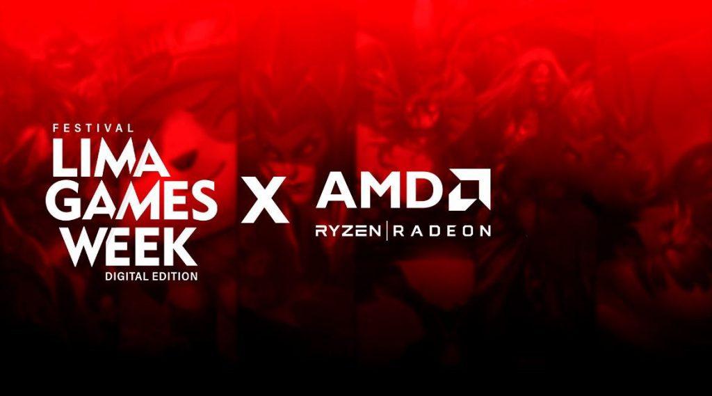 Foto de AMD anuncia torneo abierto de League of Legends en el Lima Games Week Digital Edition