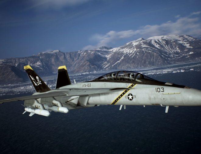 Fotos de Nuevos diseños y emblemas gratuitos llegan a Ace Combat 7: Skies Unknown