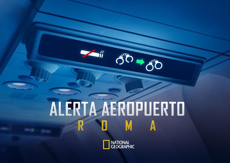 Foto de ¡El 26 de Agosto Llegan Nuevos Episodios de Alerta Aeropuerto: Roma a National Geographic!