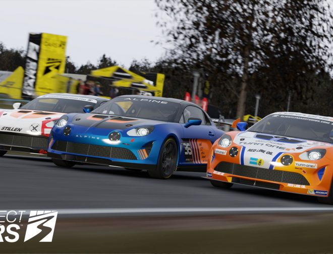 "Fotos de Bandai Namco Lanza ""What Drives You"", el Nuevo Tráiler de Project CARS 3"