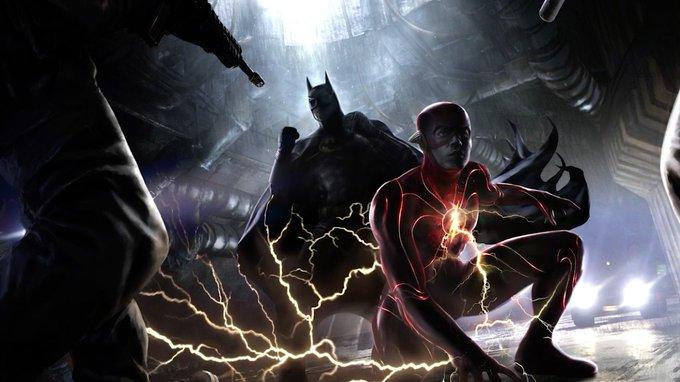 Foto de Andy Muschietti Revela el Nuevo Traje para la Película The Flash