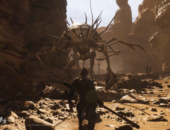 """Fotos de Increíble Gameplay del Videojuego Chino """"Black Myth: Wukong"""", Basado en la Leyenda del Monkey King"""