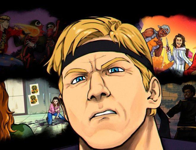Fotos de Excelente Tráiler y Gameplay del Videojuego de Cobra Kai