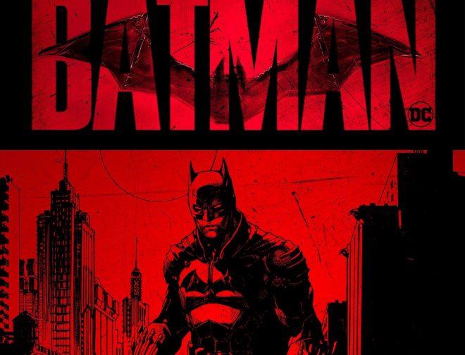 Fotos de Matt Reeves Comparte el Logo Oficial The Batman y un Arte Oficial de Jim Lee