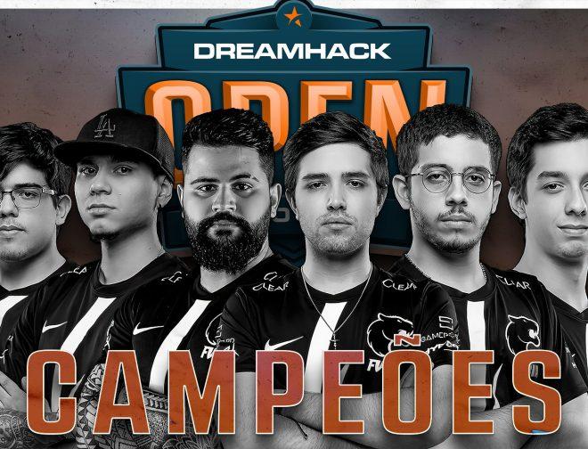 Fotos de FURIA Esports y BIG Clan son los Campeones de la DreamHack Open Summer 2020 en sus Regiones