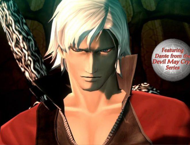 Fotos de Dante, de Devil May Cry, llegará a SMT III: Nocturne HD Remaster