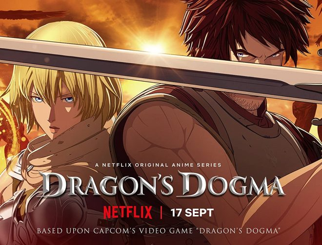 Fotos de Netflix nos Deja un Excelente Tráiler de Dragon's Dogma, su Próximo Anime