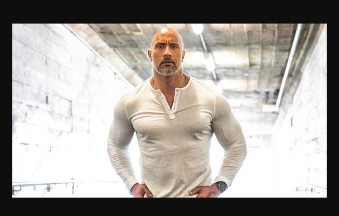 "Fotos de Dwayne ""The Rock"" Johnson da un Primer Vistazo a Black Adam"