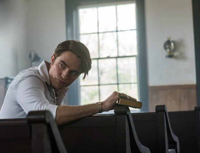 Fotos de Estupendo Tráiler de: El Diablo a Todas Horas, Película con Tom Holland y Robert Pattinson