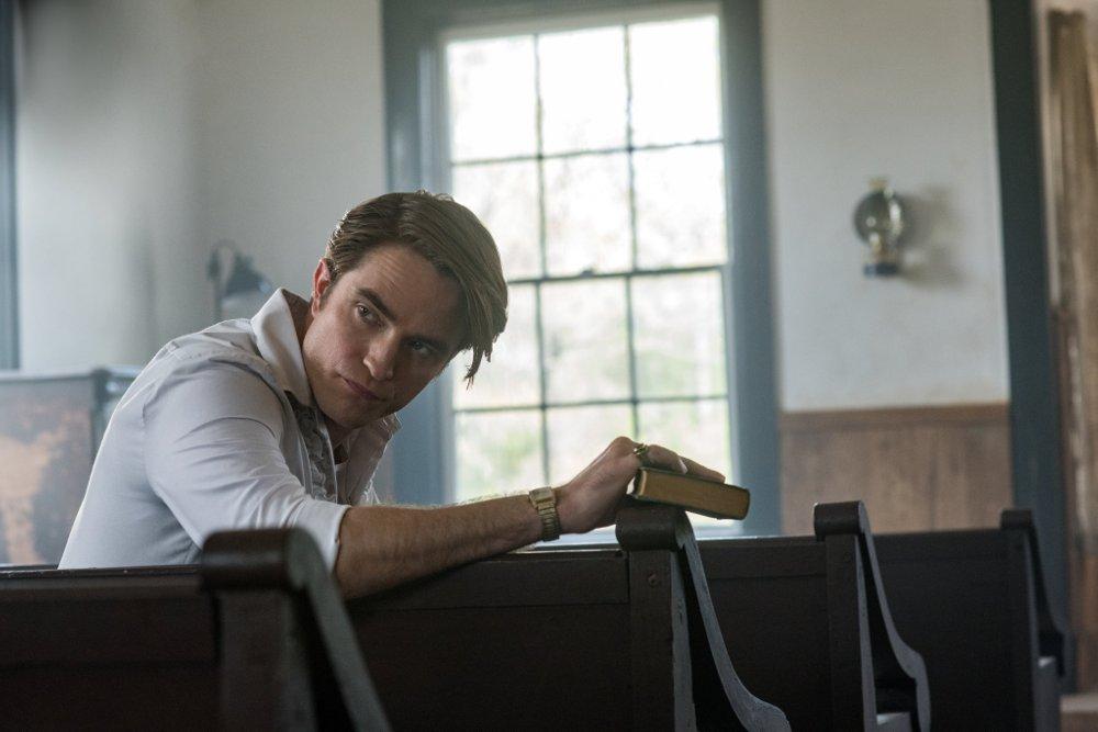 Foto de Estupendo Tráiler de: El Diablo a Todas Horas, Película con Tom Holland y Robert Pattinson