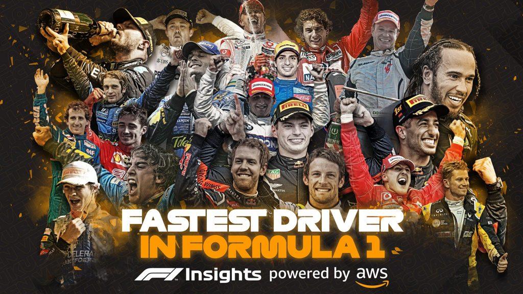 Foto de La Fórmula 1 y la Tecnología de AWS de Amazon, Crean la Lista de los Pilotos más Rápidos Desde el Año 1983