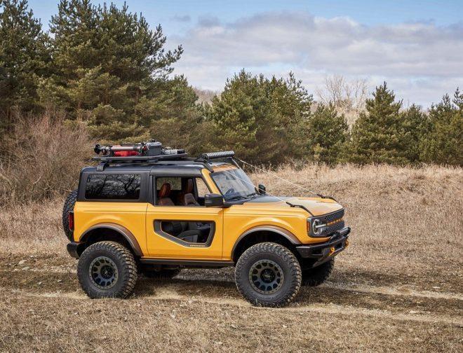 Fotos de Conoce la Nueva Bronco 2021 de Ford, que Llegará a Perú