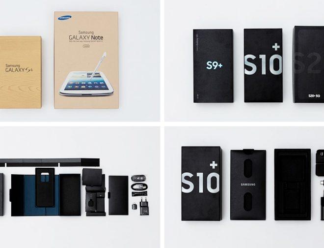 Fotos de Conoce los detalles que hacen los empaques y estuches de teléfonos Galaxy más sostenibles