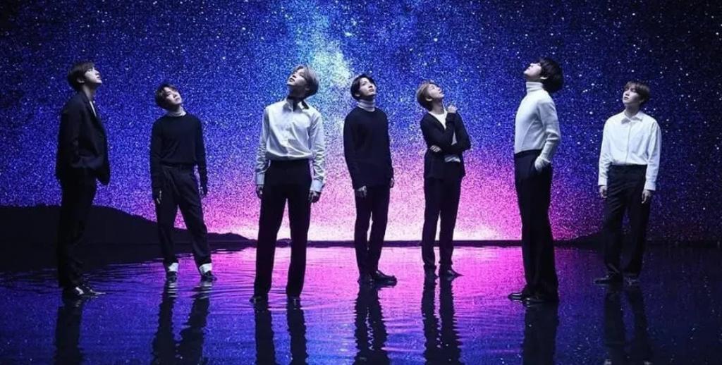 """Foto de El Grupo de K-POP """"BTS"""" será uno de los Invitados en el Galaxy Unpacked 2020"""