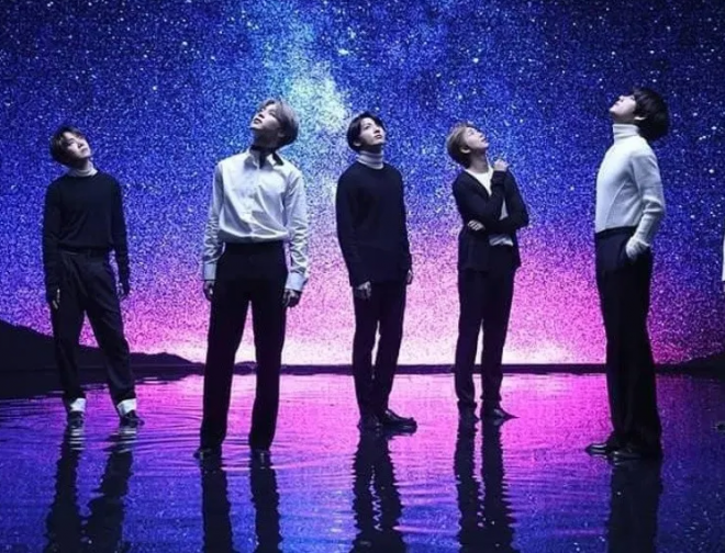 """Fotos de El Grupo de K-POP """"BTS"""" será uno de los Invitados en el Galaxy Unpacked 2020"""