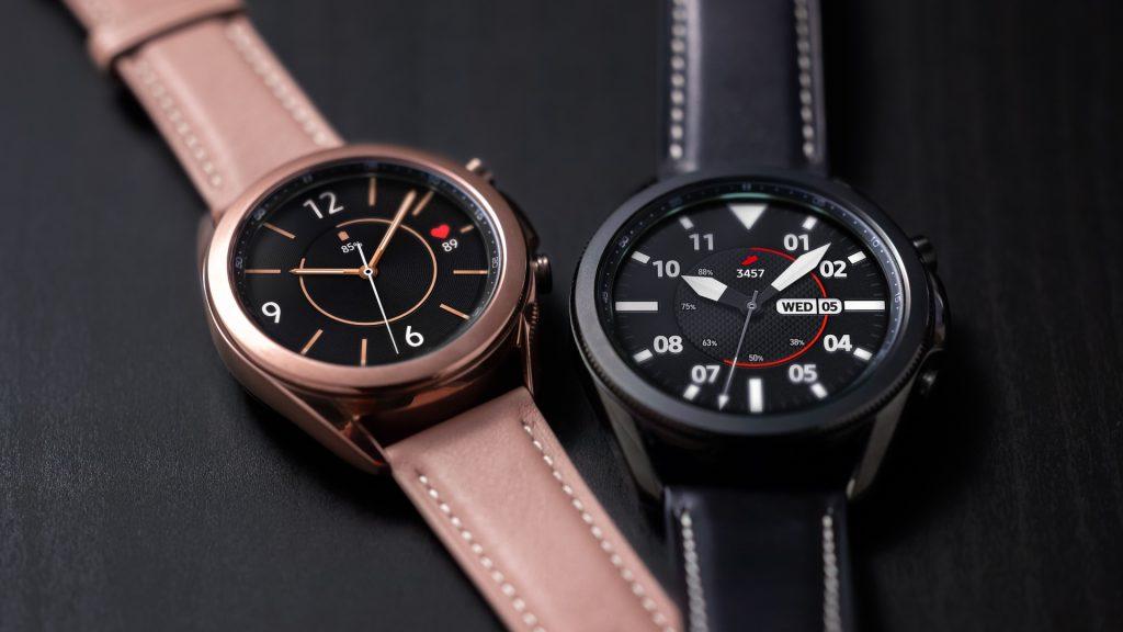 Foto de Galaxy Watch3: Un Reloj Inteligente Atemporal y Versátil con Tecnología de Salud Avanzada