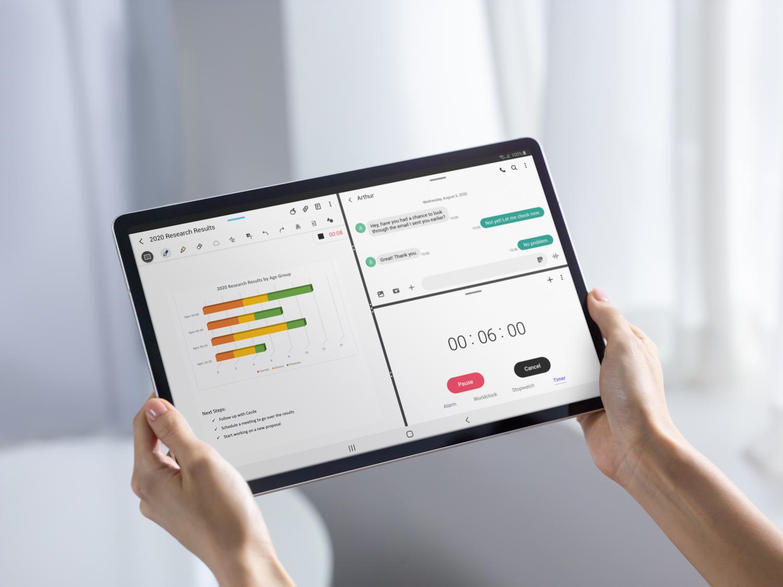 Fotos de 5 funciones para aumentar la productividad con Samsung y Microsoft