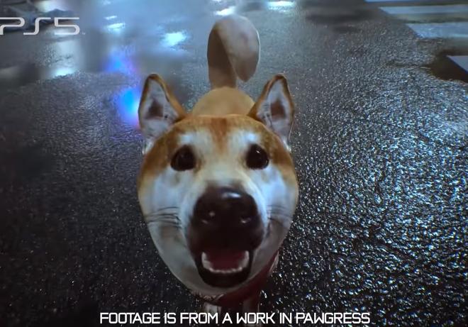 Fotos de Los Perritos Llegan a GhostWire: Tokyo en su Nuevo Tráiler