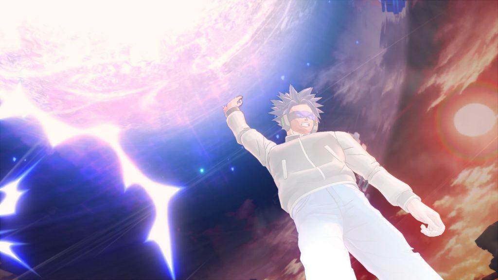 Foto de BANDAI NAMCO lanza una actualización de tamaño de Super Saiyajin para sus juegos de DRAGON BALL Z