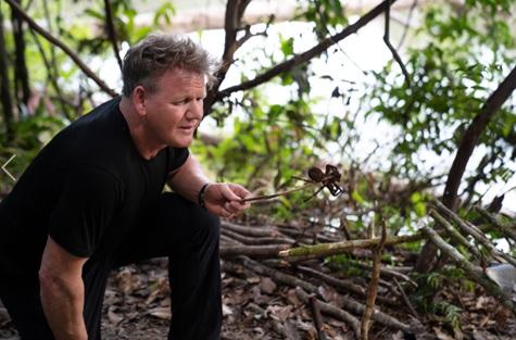 Fotos de National Geographic da a Conocer la Fecha de la Segunda Temporada de: Gordon Ramsay: Sabores Extremos