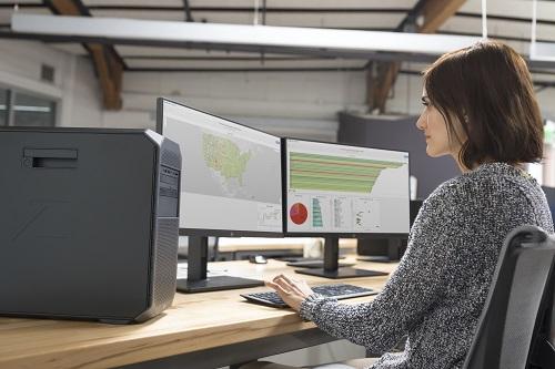 Fotos de HP presenta soluciones de trabajo a distancia que transforman rápidamente los ambientes de trabajo