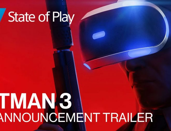 Fotos de Hitman 3 Será Jugable en PlayStation VR