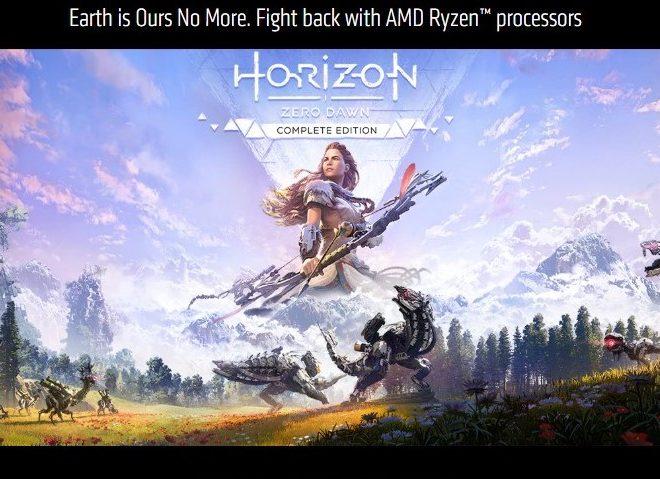 Fotos de Los Gráficos Radeon brindan poderosas características y visuales impresionantes para la lucha por sobrevivir en Horizon Zero Dawn