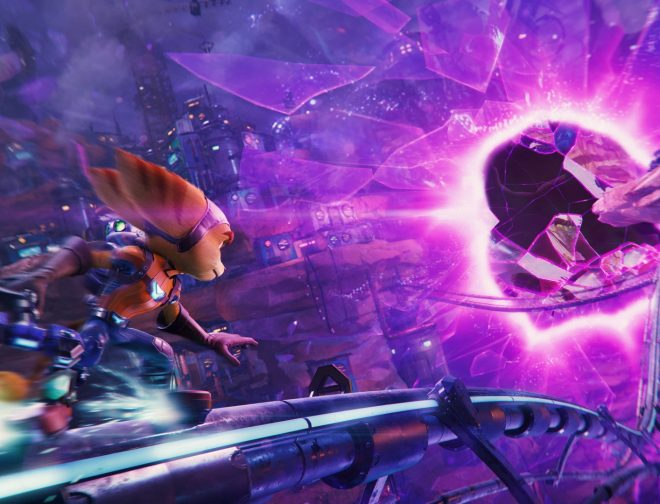 Fotos de El Nuevo Gameplay de Ratchet and Clank Rift Apart, Muestra Todo el Poder de la PS5