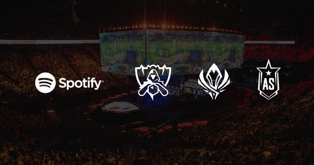 Foto de Riot Games Potencia los Esports de League Of Legends, Creando una Asociación con Spotify