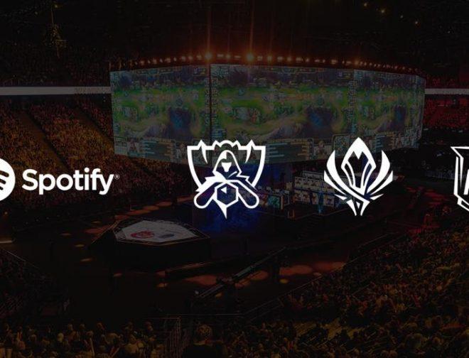 Fotos de Riot Games Potencia los Esports de League Of Legends, Creando una Asociación con Spotify