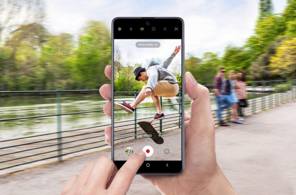 Foto de Tecnologías premium que Samsung está incluyendo en la línea A