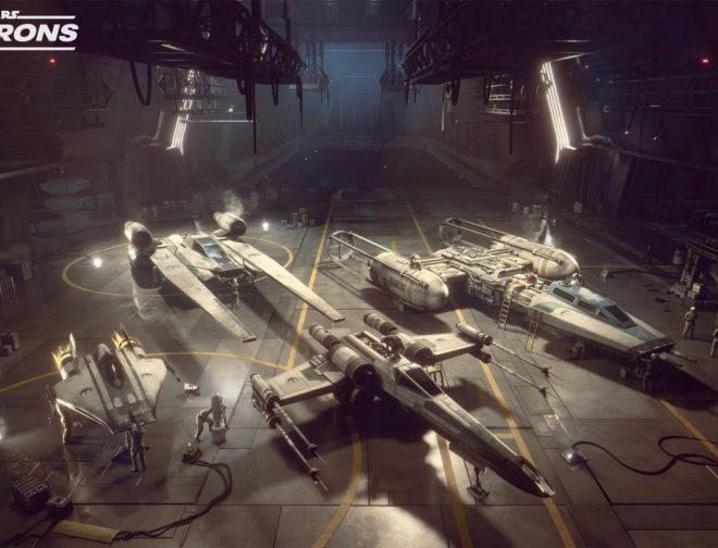 Fotos de Se Muestra un Excelente Gameplay de Star Wars: Squadrons en la Gamescom 2020