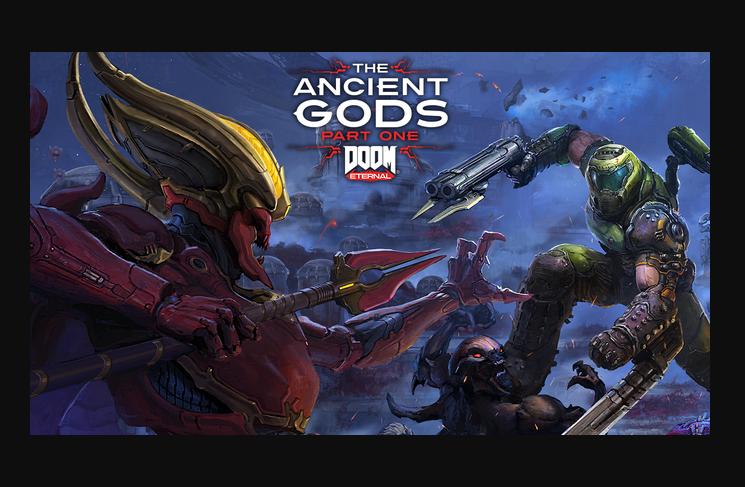 Foto de DOOM Eternal – The Ancient Gods, Part One (Teaser)