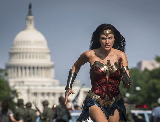 Fotos de Tenemos el Tráiler Final de Mujer Maravilla 1984, Durante el DC FanDome