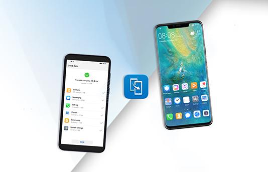 Foto de Huawei Phone Clone: Cambiando de celular de forma sencilla