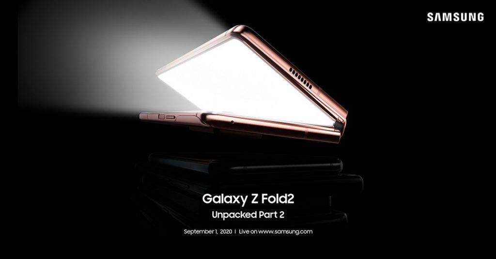 Foto de Mañana Samsung presentará el nuevo Galaxy Z Fold2