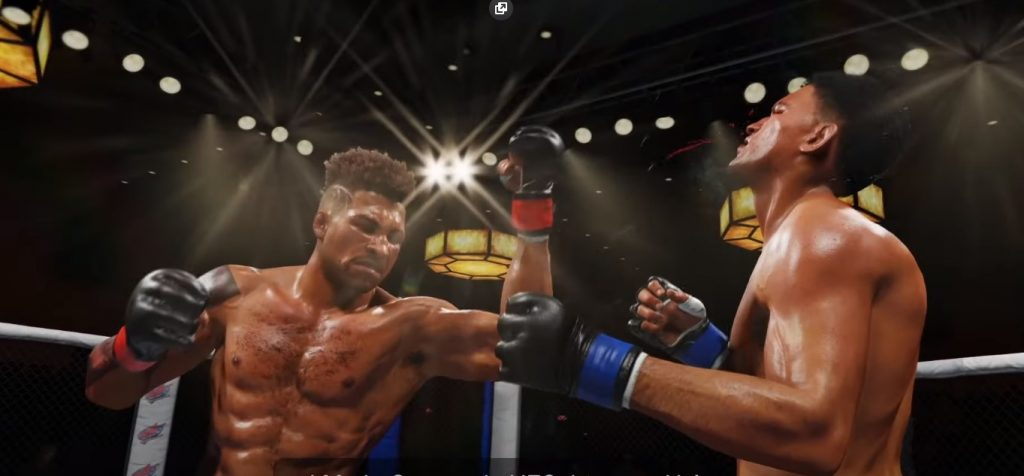 Foto de Características del Modo Carrera de UFC 4