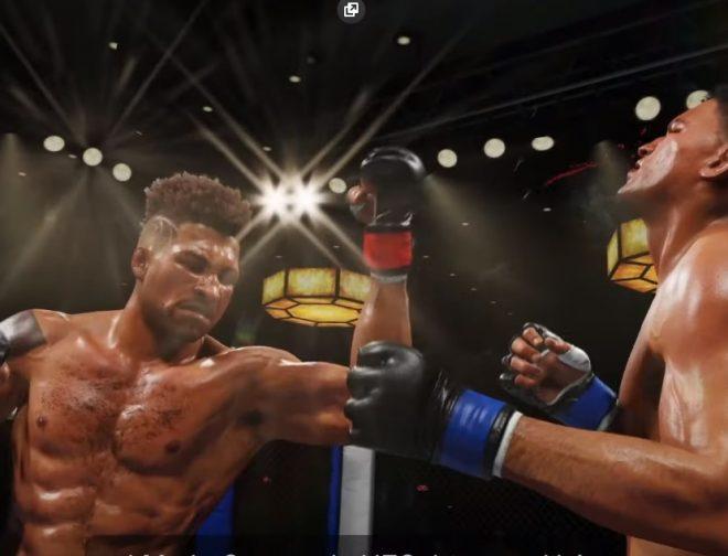 Fotos de Características del Modo Carrera de UFC 4