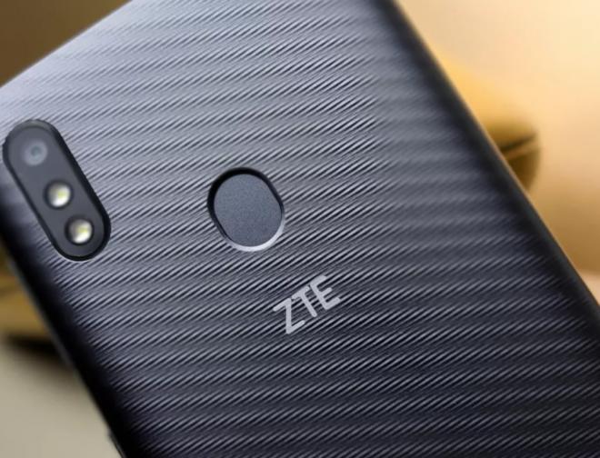 Fotos de ZTE presentará el primer smartphone con cámara integrada en la pantalla